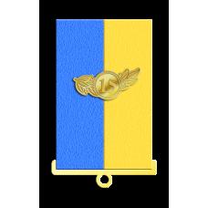 Колодка стандартная украинская с шильдой