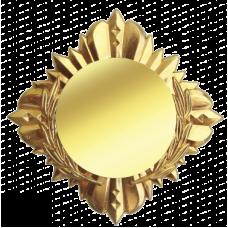 Основа штампованная  для награды или знака