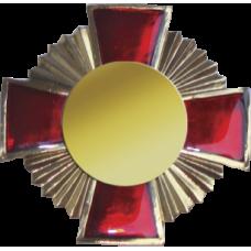 Основа штампованная в виде креста для ордена