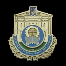 """Значок """"Белгород-Днестровское педучилище"""""""