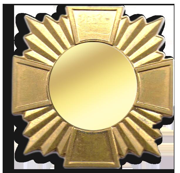 Заказать заготовки для орденов и значков